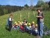 Kindergarten besucht Gemeinschaftsgarten