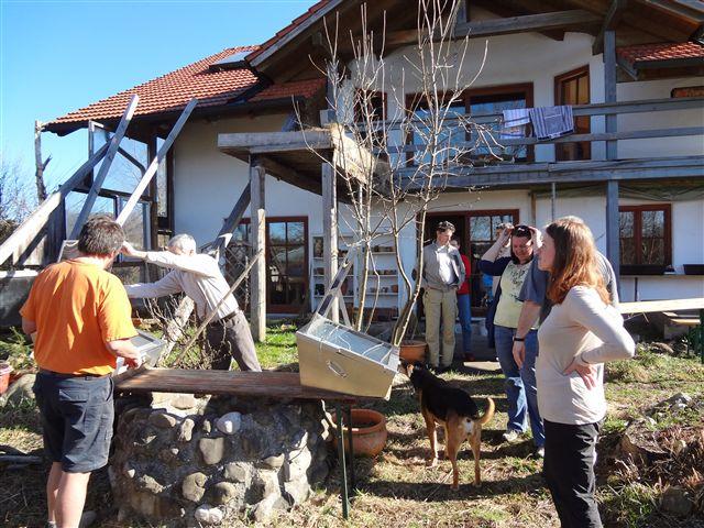 Zertifikatskurs Unterthingau » Permakultur Koller